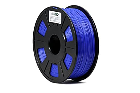 gp3d Pla azul 3d impresora filament - 1 kg 1,75 mm. (Compatible ...