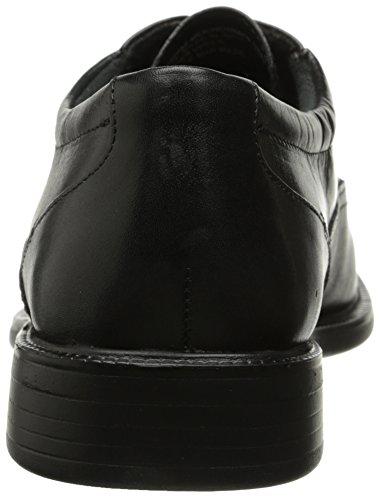 Bostonian Men's Ipswich Oxfords,Black Smooth Leather,10.5 2E US