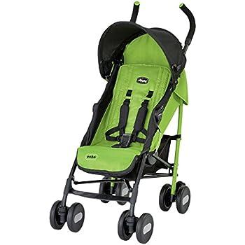 Amazon.com : Chicco Echo Stroller- Jade, Black/Green : Baby