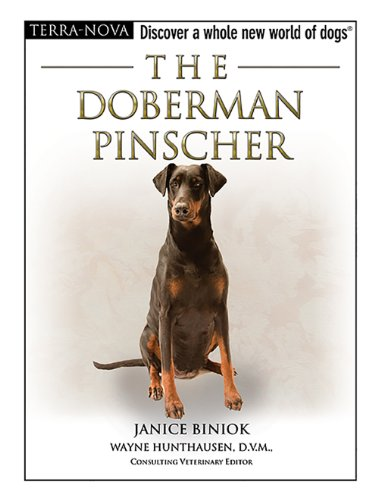 The Doberman Pinscher (Book & DVD)