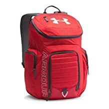 Under Armour Back to School Undeniable Backpack II (Red(963601), One Size)