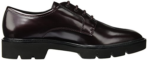 Geox Rouge Quinlynn dk Burgundy Femme C Derby qxPpwqSa
