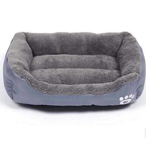 LHY Caseta para Perros Perrera Cama para Mascotas Perrera Mat Cat Cat Dog Mat Manta (Tamaño : XXL)