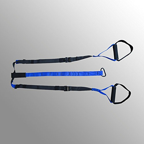 Hrph Suspension Trainer Straps Home Kit With Door Anchor