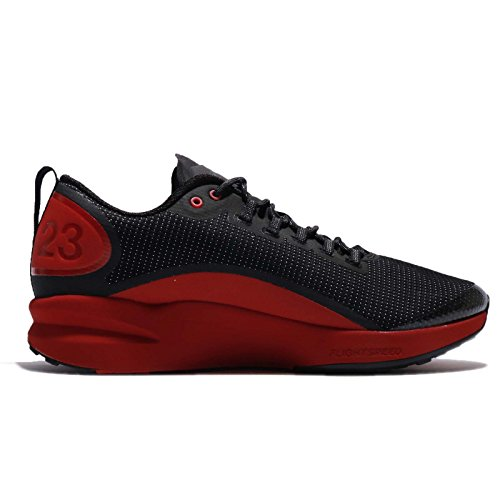 Nike Jordan Zoom Tenacity Air Mens Fashion-sneakers Ah8111-001_13 - Zwart / Rood Gefokt