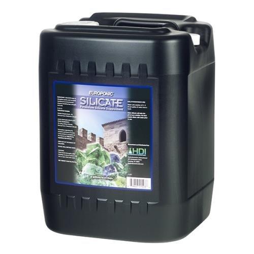 HydroDynamics Europonic Silicate for Gardening, 5-Gallon