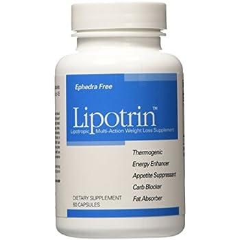 Amazon.com: Lipotrin Carb Blocker and Fat Absorber (3