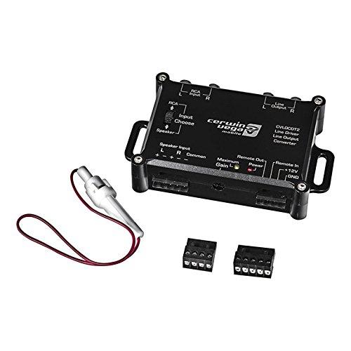 Output Line Driver - Cerwin Vega Vega 2ch line output converter w/ trigger line driver
