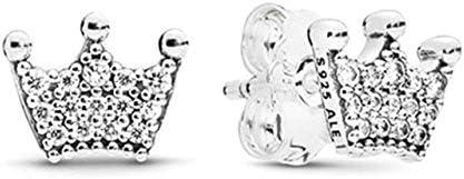FEARRIN Arete Cruzmujeres Dibujos Animados De Mickey Minnie Pendientes Elegantes Pendientes Finos Marca De Joyería Al por Mayor DePlata