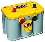 Optima Batteries 8014-045 D34 78 YellowTop Dual Purpose Battery