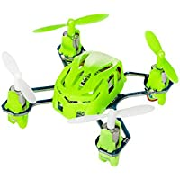 Hubsan Q4 Nano Quadcopter - Green Vehicle