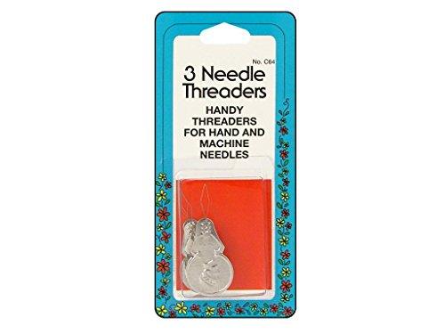 3 Needle Threaders (Embellishment Needle)