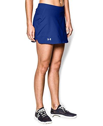 Under Armour Tennis Skirt - Under Armour UA Team Skort SM Royal