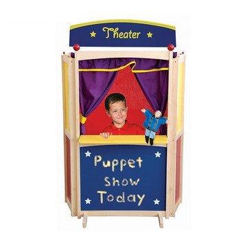 Floor Standing Puppet Theater (Floor Puppet Theater)