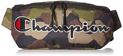 Champion Men's Prime Waist Bag, woodland camo, One Size