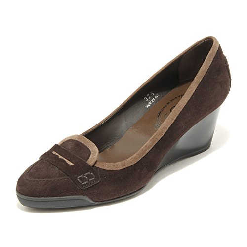 Women Zeppa Donna Shoes 25510 Scarpe Di Moro Testa Decollete Tod's 4qYn6n