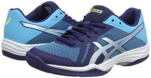 tactic Argent Gel Chaussures Asics Pour Volleyball Indigo Femmes De bleu 400 Bleu vTXv1YqUn