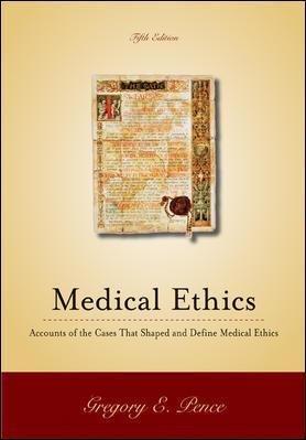 Classic Cases in Medical Ethics (Classic Cases In Medical Ethics compare prices)