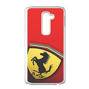 SANYISAN Ferrari sign fashion cell phone case for LG G2