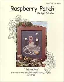 "lizbeth Ann (Raspberry Patch, Vol RP25 Eleventh in the ""one Snowman's"