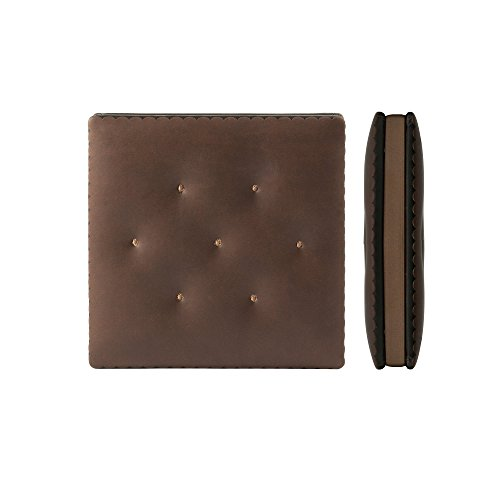 Imprinted Chocolate - Cookie Bookie Notebook, Chocolate Cracker
