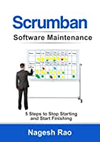 Scrumban Software Maintenance Front Cover