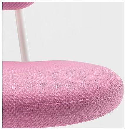 Ikea - Silla de Escritorio Infantil, Color Rosa: Amazon.es ...