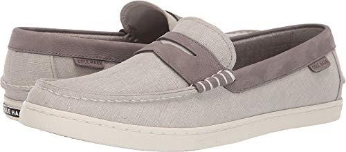Cole Haan Men's Pinch Weekender Loafer Gray Linen/Gray Nubuck 13 D US from Cole Haan