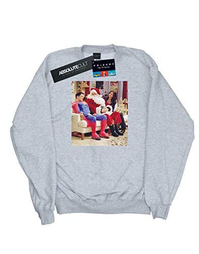 Deporte Friends Absolute Cult Gris Mujer Santa Camisa Entrenamiento Couch De 8H8Uq