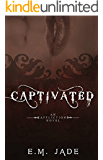Captivated (Vampire Affliction Novel 1): Paranormal characters, vampire romance, and werewolf action!