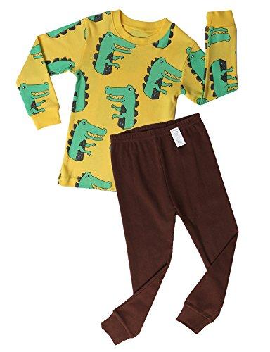 unifriend-premium-dinosaur-boys2-piece-100-cotton-pajama-set-size-us-45y-asia-120-kbspj02
