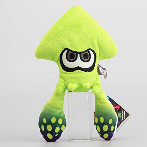 Inkling Squid 9 Inch Toddler Stuffed Plush Kids Toys