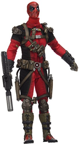 Sideshow Collectible Figure (Deadpool Sixth Scale Figure by Sideshow Collectibles)