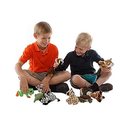 Wild Republic Macaw Plush, Stuffed Animal, Plush Toy, Gifts for Kids, Cuddlekins, 5