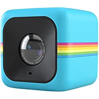 Polaroid Cube HD 1080p Lifestyle Action Video Camera (Blue)