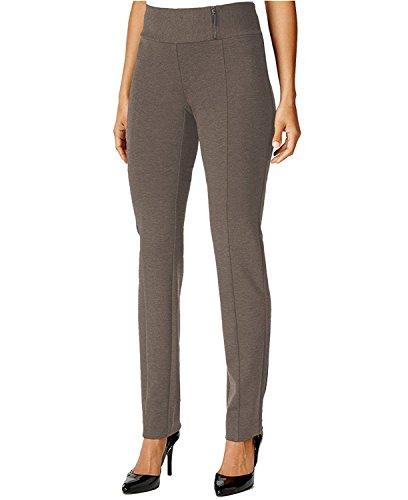 Alfani Womens Slim Leg Tummy Control Skinny Pants Brown 4 from Alfani