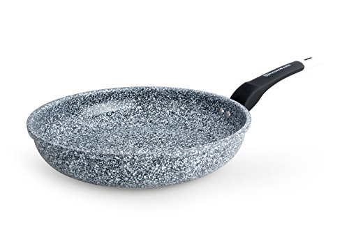 Waxonware 8 Inch Non Stick Fry Pan Skillet With Stonetec