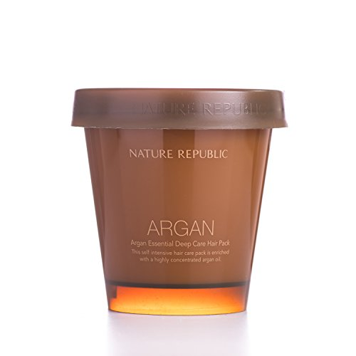 Nature Replublic Argan Oil Deep Care Hair Pack