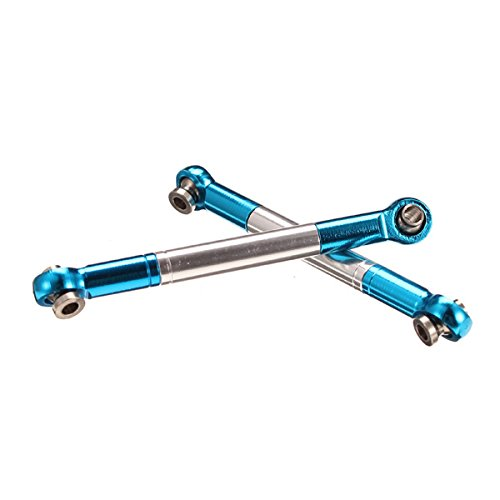 New Feiyue FY-01/FY-02/FY-03 WLtoys 12428 Upgrade Accessories Steering Linkage 6cm in Length RC Car Spare Parts By KTOY