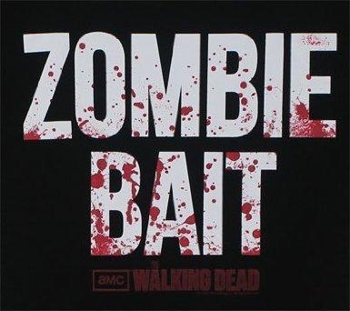 The Walking Dead: Zombie Bait Junioren T-Shirt