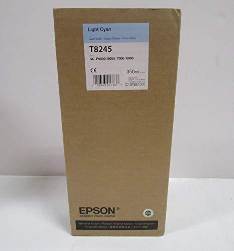 Epson UltraChrome HD Ink Cartridge - 350ml Light Cyan (T824500)