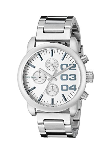 Diesel Women's DZ5463 Analog Display Analog Quartz Silver Watch