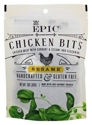 Sesame Bits (Epic - Chicken Bits Sesame - 3 oz.)