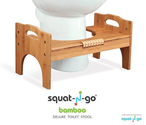 Wood Squatty Potty Reviews 3 Elegant Wooden Alternatives
