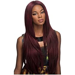 Vivica A. Fox Hair Collection Synthetic Deep Lace Front Wig - Jamie (GM236)