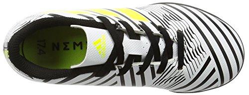 solar Tf Yellow J De Adidas core 17 Multicolor Botas ftwr White Fútbol Unisex Black 4 Niños Nemeziz I6ttCxqnwO