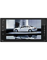 RuleaxAsi 1# 7 بوصة سيارة أندرويد 8.1 استبدال وسائط متعددة لتويوتا كورولا 2 دين راديو السيارة العالمي مع ملاحة Bt واي فاي سيارة ستيريو Gps Player 1080P