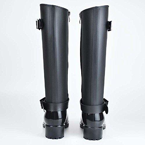 Stivali Modo Pioggia 37 Antiscivolo Donne Stivali Alger Impermeabili Di Da rwrBqOI