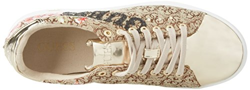 Active Beige Beibr Guess para Brown Footwear Multicolor Lady Light Mujer Zapatillas 7TqOw5T