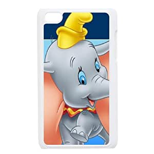 Ipod Touch 4 Phone Case Cover Dumbo DB7763
